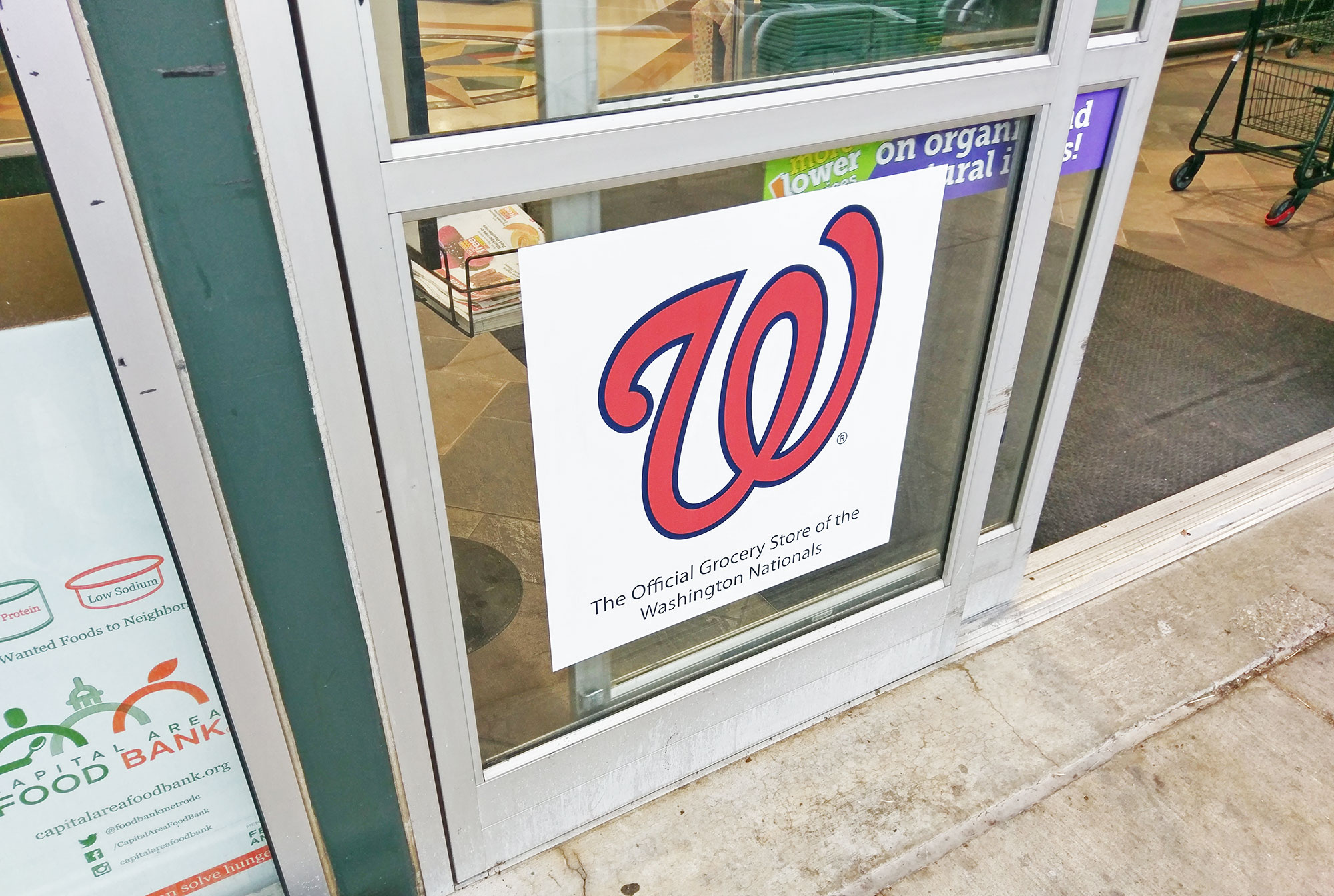 Walgreens Or Nationals Confusion On The Dc Subway